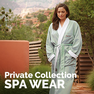Private Collection: Spa Wear